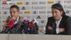 Video «Fussball: Zur Trennung zwischen dem FCB und Murat Yakin» abspielen
