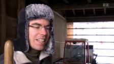 Video «Gülle mit Sauerkrautsaft: Thomas Rippels Idee für nachhaltige Landwirtschaft» abspielen
