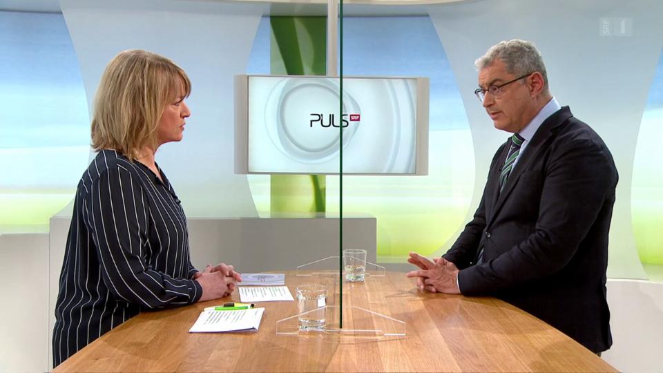 Gespräch mit Allergologe Peter Schmid-Grendelmeier