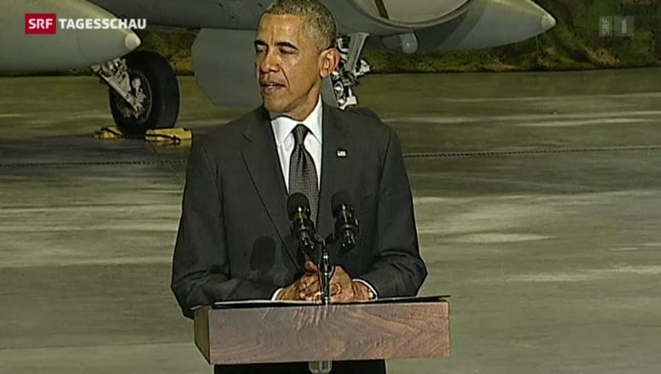 Obama auf Osteuropa-Reise
