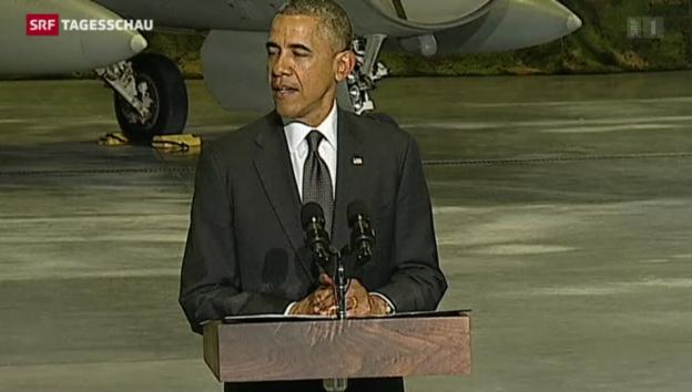 Video «Obama auf Osteuropa-Reise» abspielen