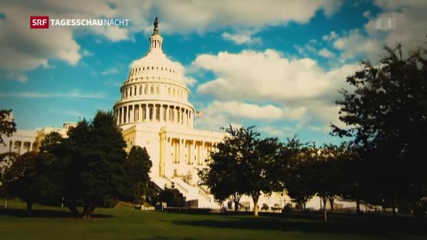 Video «Antrag auf Amtsenthebung eingereicht» abspielen
