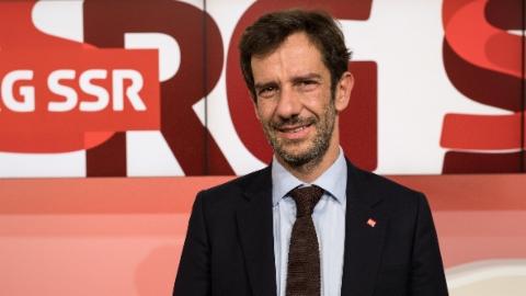 Rete Due: Mario Timbal zum Umbau von RSI
