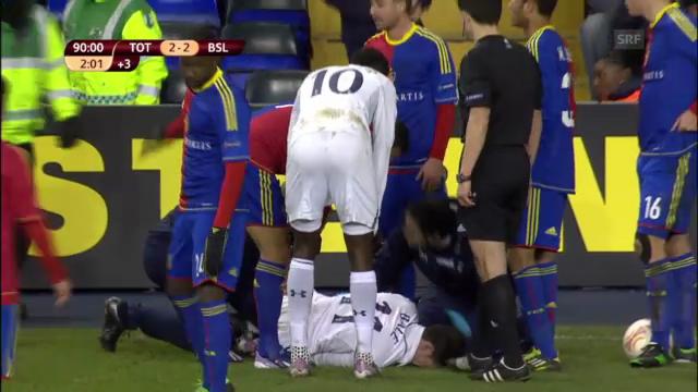 Die Verletzung von Gareth Bale