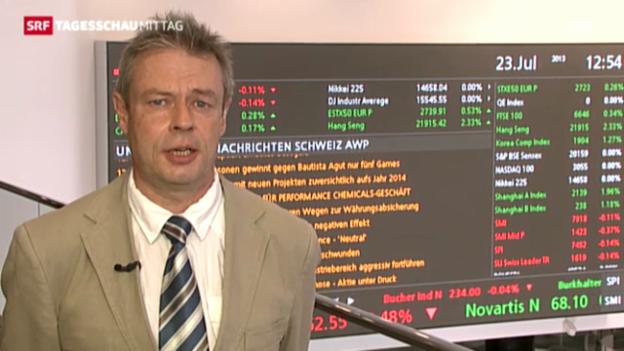 Video «Einschätzungen von Martin Stucki, SRF-Wirtschaftsredaktor» abspielen