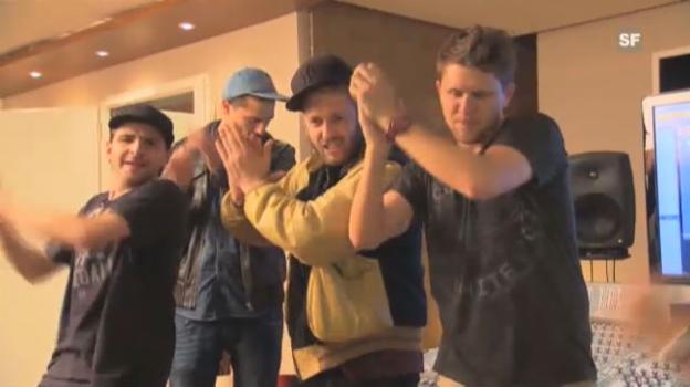 Video «Mundartisten: «Das chunnt eus spanisch vor» abspielen