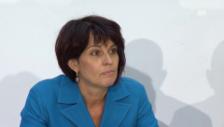 Video «Bundesrätin Leuthard: «Das Resultat zeugt von politischer Reife»» abspielen