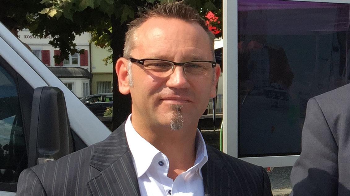 Andreas Osner: «Wir suchen mit aller Kraft Liegenschaften»