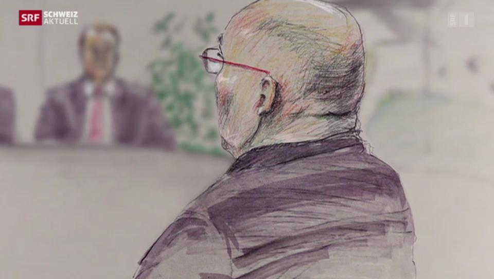 Staatsanwalt fordert Verwahrung