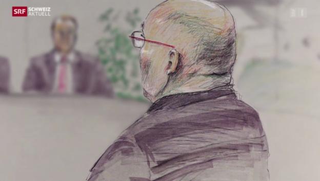 Video «Staatsanwalt fordert Verwahrung» abspielen