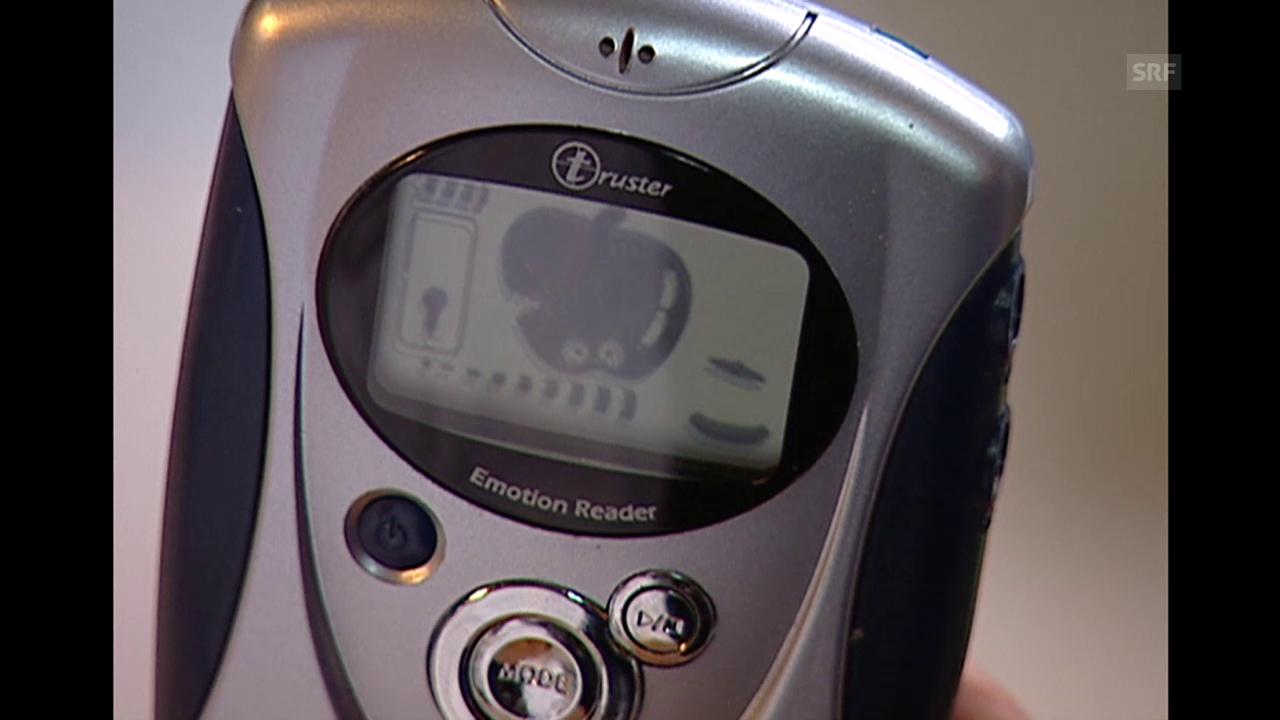 Lügendetektor im Handyformat (Kassensturz, 3.2.2004)