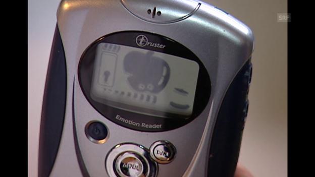 Video «Lügendetektor im Handyformat (Kassensturz, 3.2.2004)» abspielen