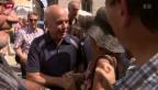 Video «Asylsuchende kochen für Bundesrat» abspielen