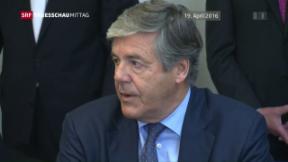 Video «Ex-Bankchef Ackermann freigesprochen» abspielen
