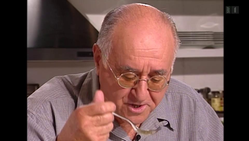Aus dem Archiv: Showmaster und TV-Koch wird 80 Jahre alt