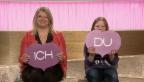 Video «Schlagabtausch zwischen Mutter und Tochter» abspielen