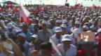 Video «Zehntausende demonstrieren für Gerechtigkeit» abspielen