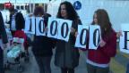 Video «Aufnahme von 100'000 syrischen Flüchtlingen» abspielen