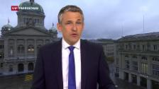 Video «Nufer: «Für den Bundesrat sind die Leute zufrieden»» abspielen