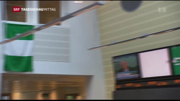 Video «Banken schaffen Arbeitsplätze im Ausland» abspielen