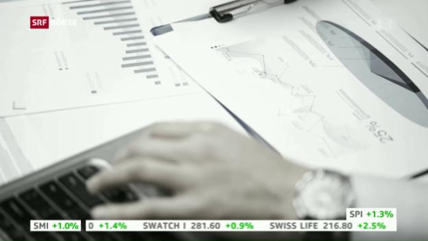 Video «SRF Börse vom 11.07.2016» abspielen