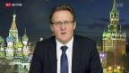 Video «Putin zieht Truppen aus Syrien ab» abspielen