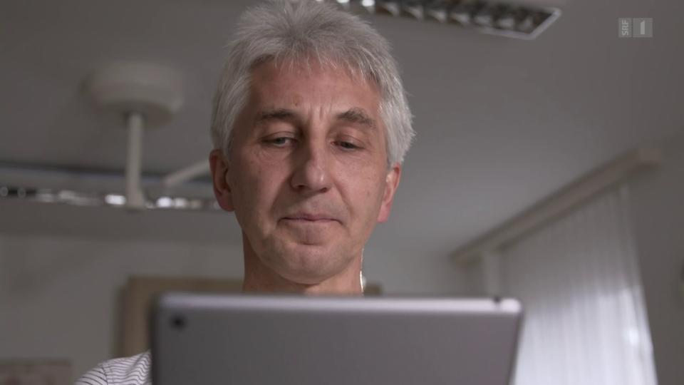 Hausarzt Matthias Gauger: «15 Behandlungsstudien zeigen eine Covid-Risikoreduktion von 65%.»