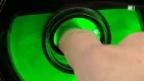 Video «Weltneuheit 3D-Fingerprint-Gerät» abspielen