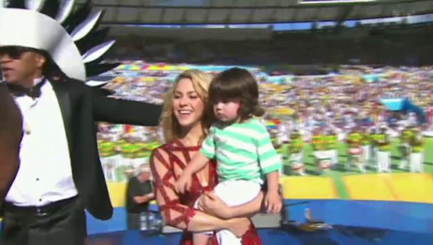 Video «Familie: Shakira hat einen zweiten Sohn bekommen» abspielen