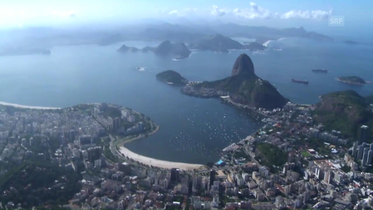 Dreckiges Wasser in Rio: Gesundheit der Segler gefährdet?