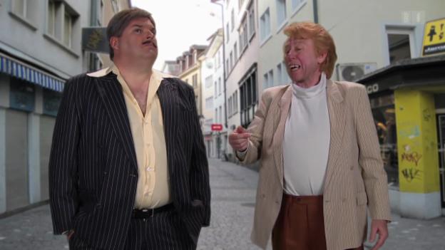 Video «Boppeler & Stark über Ostern» abspielen