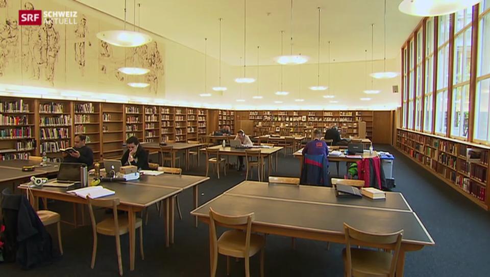 Luzerner Parlament will Bibliothek schützen