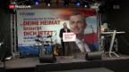 Video «Präsidentenwahlwiederholung in Österreich» abspielen
