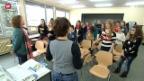 Video «Schwiizerdütsch an Genfer Oberstufe» abspielen