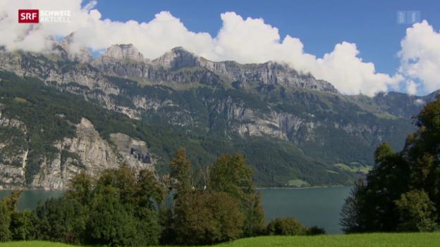 Video «Schweiz aktuell vom 11.08.2015» abspielen