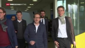 Video «Grosse Koalition steht » abspielen