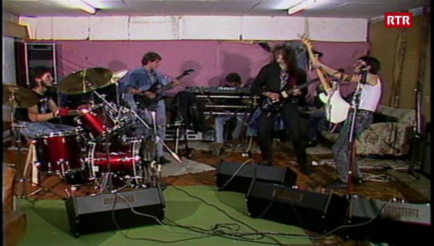 Laschar ir video «Quels dal rock dir: Sigma»