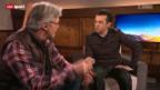 Video «Gespräch mit Bernhard Russi, Teil III» abspielen