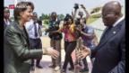 Video «Bundesräte machen immer mehr Auslandreisen» abspielen