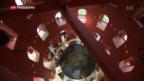 Video «Kultureller Höhepunkt auf dem Julierpass» abspielen