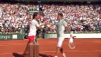 Video «Höhepunkte Nadal - Djokovic («sportlive»)» abspielen