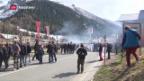 Video «Schwierige Grenzkontrolle zwischen Italien und Österreich» abspielen