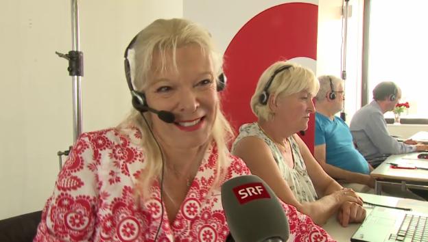 Video «Schweizer Promis am Spendentelefon» abspielen