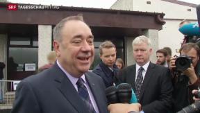 Video «Schottland bald unabhängig?» abspielen