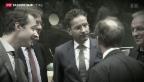 Video «Griechenlandkrise spaltet die Europartner» abspielen
