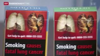 Video «Neue Tabakrichtlinie?» abspielen
