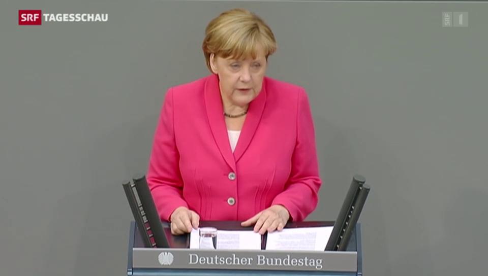 Deutschland steht zu Griechenland