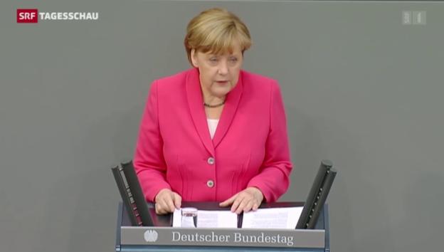 Video «Deutschland steht zu Griechenland» abspielen