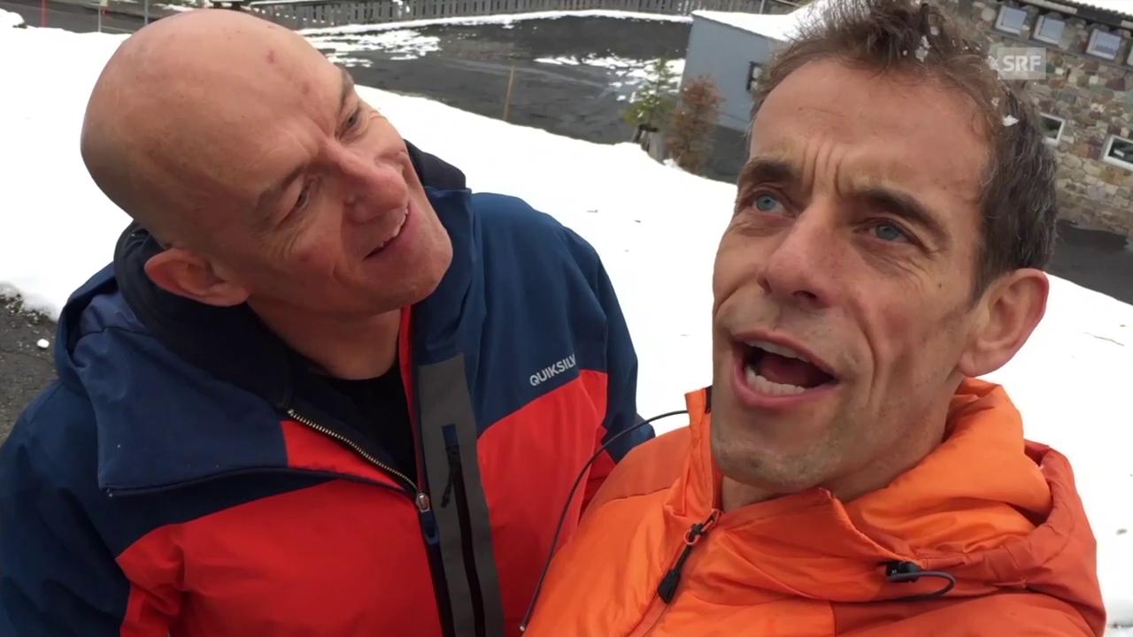 Oropax lüften das Geheimnis der Skigebiete