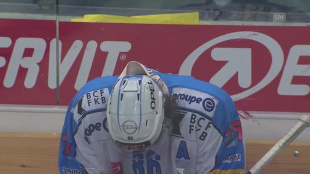 Eishockey: Julien Sprungers dumme Strafe gegen den SCB
